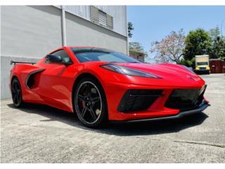 2020 | Chevrolet Corvette C8. Z51 package, 2L, Chevrolet Puerto Rico