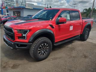 Ford Raptor 2019 802a Roja, Ford Puerto Rico