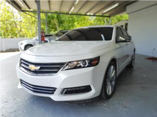 IMPALA PREMIER UNICOS EN PR, Chevrolet Puerto Rico