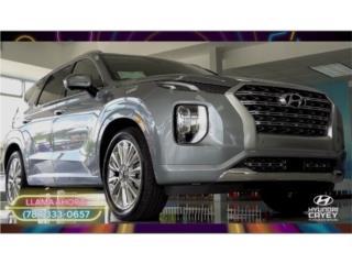 Hyundai Palisade Limited 2020 aros 20, Hyundai Puerto Rico