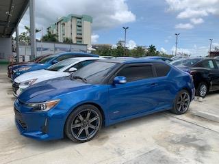 Scion - Tc Puerto Rico