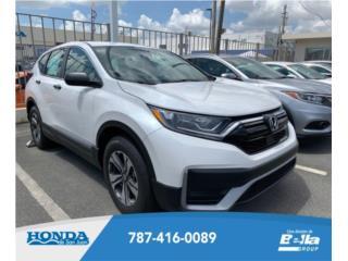 HONDA CRV LX 2020! *OFERTA LIQUIDACION*, Honda Puerto Rico