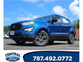 ECOSPORT S 2020 , Ford Puerto Rico