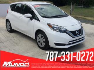 Nissan Versa 2019 (PAGOS BAJITOS), Nissan Puerto Rico