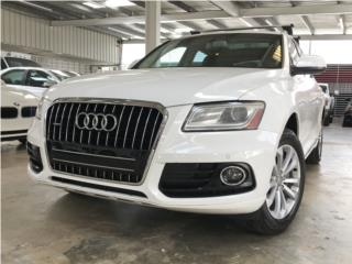 AUDI Q5 (PREMIUM PLUS) 2013, Audi Puerto Rico