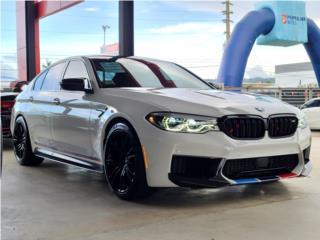 2018 BMW M5 **Twin Power**, BMW Puerto Rico