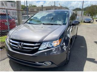 Honda Odyssey , Honda Puerto Rico