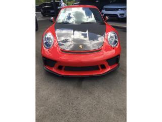 Porsche GT3 2018 4.0 T Standard, Porsche Puerto Rico