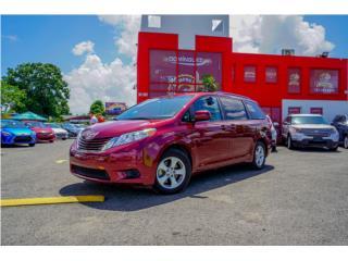 TOYOTA SIENNA LE, Toyota Puerto Rico