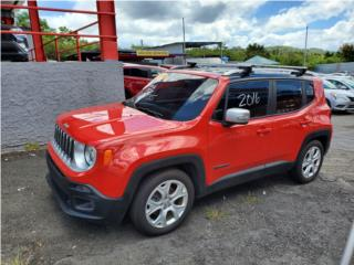 2016 Jeep Renegade Limited , Jeep Puerto Rico
