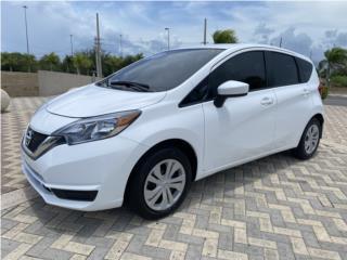 Nissan Versa Note 2018, preciosa $12,995, Nissan Puerto Rico