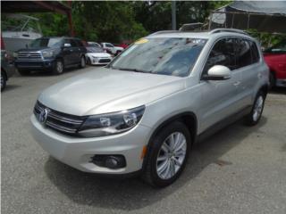 2014 VW TIGUAN 50K MILLAS, Volkswagen Puerto Rico