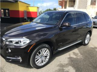 2016 X5 X Drive 3.5i panoramica $32800, BMW Puerto Rico
