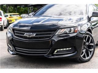 Premier solo 38,995 V6Rs, Chevrolet Puerto Rico