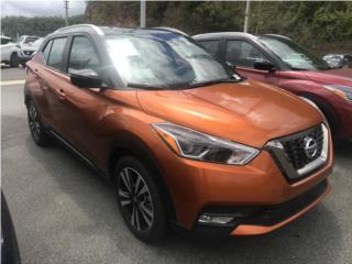 KICKS SR PREMIUM 2019 DESCUENTO UNICO NUEVA, Nissan Puerto Rico