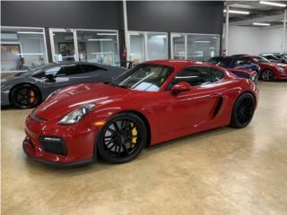 PORSCHE CAYMAN GT4 2016, Porsche Puerto Rico