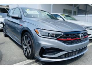 VOLKSWAGEN JETTA GLI 2019 , Volkswagen Puerto Rico
