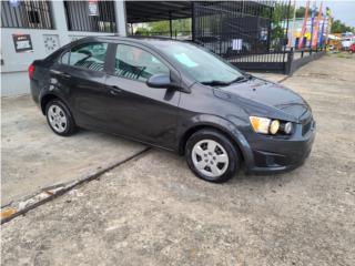 CHEVROLET SONIC SEDAN INMACULADO PRECIO REAL!, Chevrolet Puerto Rico