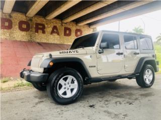 JEEP WRANGLER INMACULADO!!!, Jeep Puerto Rico