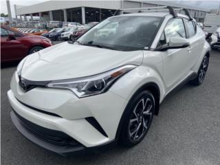 CH-R 2018 APROBADA TE MONTO REAL LLAMA, Toyota Puerto Rico