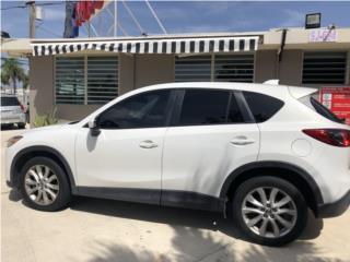 2014 MAZDA CX5 GRAND TOURING GPS PIEL, Mazda Puerto Rico