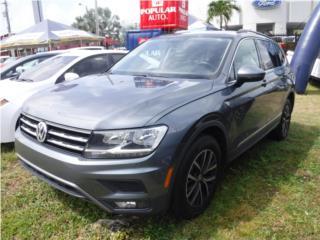 TIGUAN SE TSI CON ASIENTOS EN PIEL!, Volkswagen Puerto Rico