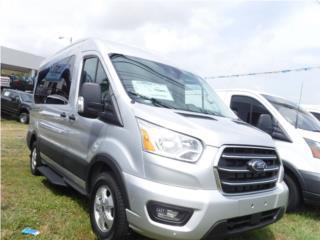 TRANSIT 150 XLT PASAJERO!, Ford Puerto Rico