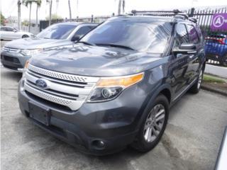 EXPLORER XLT CON 3 FILAS DE ASIENTOS!, Ford Puerto Rico