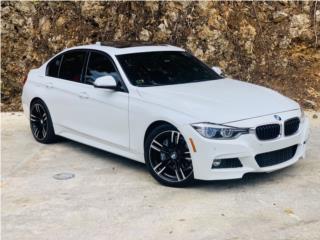 BMW F30 || M PACKAGE || HARMAN KARDON, BMW Puerto Rico