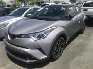 CH-R XLE 2019 APROBADA LIQUIDACION, Toyota Puerto Rico