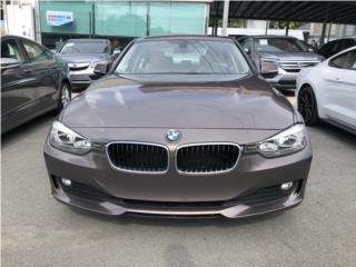 2014 Bmw 320 Solo $15,995, BMW Puerto Rico