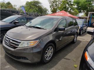 Honda Odyssey, Honda Puerto Rico