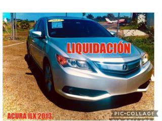 ACURA ILX 2013 EN LIQUIDACIÓN , Acura Puerto Rico