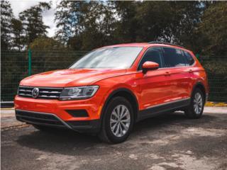 VOLKSWAGEN TIGUAN SEL 2018 22K MILLAS!, Volkswagen Puerto Rico