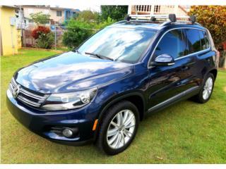 2013 VW TIGUAN 2.0TSI  ¡YA ESTAMOS ONLINE!, Volkswagen Puerto Rico
