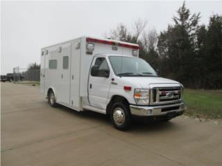 AMBULANCE 2021 FORD OSAGE GAS REMOUNT NEW , Ford Puerto Rico
