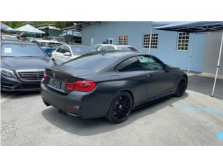 BMW M4 Competition 2018, BMW Puerto Rico