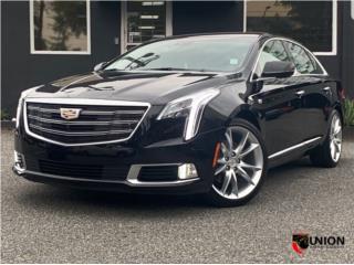 Cadillac XTS 2019/ 11K Miles Importado, Cadillac Puerto Rico