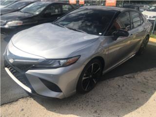CAMRY XSE 2019 SOLO 2K MILLAS NEW, Toyota Puerto Rico