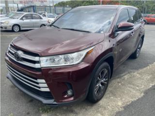 HIGHLANDER LE 2017 TE MONTAS APROBADA REAL, Toyota Puerto Rico