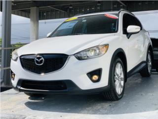 —2015 MAZDA CX-5 GRAND TOURING —, Mazda Puerto Rico