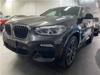 X4,2019,SOLO 11K MILLAS, BMW Puerto Rico