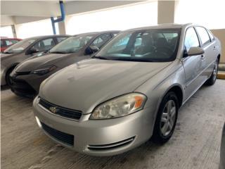 CHEVROLET IMPALA / LLAMA YA VIN 1003, Chevrolet Puerto Rico