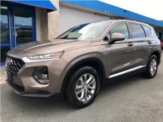Hyundai Santa Fe 2019, Hyundai Puerto Rico