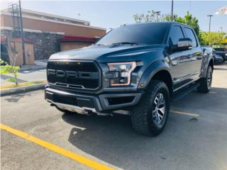Ford Raptor Supercrew 2018 , Ford Puerto Rico