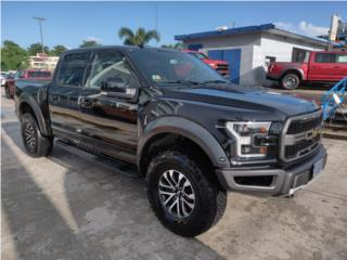 Ford Raptor 2019 Negra 802@, Ford Puerto Rico