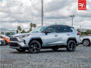 2021 Toyota Rav4 Hybrid, Toyota Puerto Rico