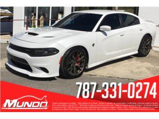 Dodge Charger 2016 *HELLCAT*, Dodge Puerto Rico