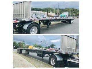 Equipo Construccion - Vagon o Plataforma Puerto Rico