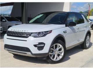 Land Rover Discovery Sport - 26,312 Millas, LandRover Puerto Rico